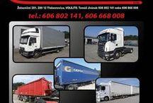 Primatruck s.r.o. / Primatruck, s.r.o. nabízí řadu služeb pro nákladní auta, mezi něž patří prodej vozidel, výkup vozidel a pronájem vozidel. Kromě toho mezi naše činnosti patří odtahová služba, parkování a servis nákladních vozidel. Námi nabízená nákladní auta si můžete pořídit hotově i na leasing. V naší nabídce najdete však nejen nákladní auta, ale i stavební stroje, zemědělskou techniku a zprostředkováváme též prodej malokapacitních autobusů Isuzu.