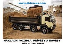 DH TRUCKS - Daniel Hambálek - prodej nákladních vozidel - sklápěčky a stavební vozidla / DH TRUCKS ...pohámáme Vám dobře koupit - nákladní vozidla všech značek - přívěsy a návěsy všech značek - specialista na sklápěčky a stavební vozidla - stálý výkup vozidel - odměna i za úspěšný tip na výkup - příjem Vašeho ojetého vozidla protiúčtem - bezkonkurenční financování na míru PRODEJ - VÝKUP - FINANCOVÁNÍ - PORADENSTVÍ