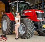 FARM TRACTORS & SEXY GIRLS