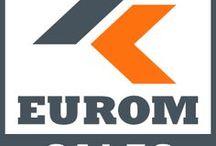 EUROM, s.r.o. / Společnost EUROM je specialista na tlakovou čistící techniku. Zabývá se výrobou a prodejem speciálních strojů pro čištění odpadů, kanalizací, speciální čištění, strojů pro přepravu nebezpečných odpadů apod. Významný segment spočívá i ve výrobě techniky pro tlakové čištění mobilních toalet, kombinovaných strojů, ve výrobě svařenců, rámů, podvozků atd.