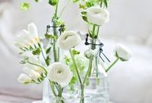 Glass Jars: repurposed and reused / We're an artisan candle company and home interiors/ diy passionates pinning everything  inspired by nature, gratitude and mindfulness! We love love love all kinds of glass jars.