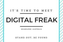 Digital Freak / Meet our geeky, freaky SEO experts and digital marketing team! #DigitalFreak