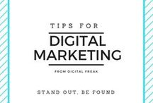 Tips for Digital Marketing