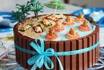 awesome cake ideas / by Suzy Poynter