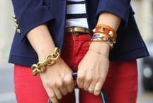 fashion and style / by Rachel Kanter