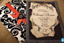 Halloween Stationary & Invites / Your Invited....