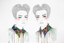 Art & Illustration / by Il Mare Atelier