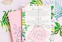 Paper Pretties / Wedding Invitations and Pretty Stationery