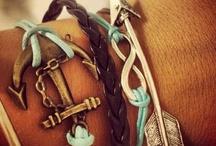 Bracelets <3 / by Ashley Savard