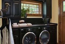 Inspiring laundry rooms