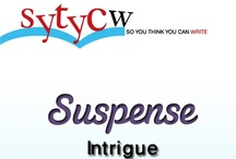 SUSPENSE - Our Series in Pictures / by Harlequin Books