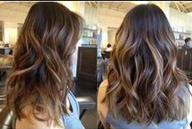 hair ideas / by Racheal Shore