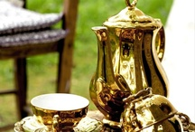 Golden Tea Party
