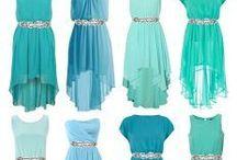 COLOR ME: Shades of Blue / Wedding & Event Inspiration