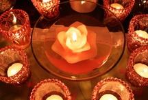 Lindsay Apple's Votive Parties / Inspiration: PINK VINTAGE VOTIVES, florals, pink, blue, lace, Tea, Inspirations for Tea Time,GOLD, white, shabby chic, etc.....