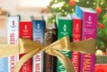 Christmas @ Harlequin / Christmas comes early at Harlequin! Discover our wide variety of festive reads that will get you into the spirit of giving/ Be sure to check back each month for more holiday titles–this is just the beginning!  Check out our Christmas Books in ebooks, too. / by Harlequin Books