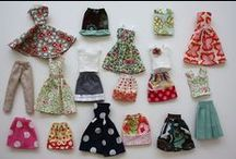 "DIY Doll Clothes / Clothes I would like to make. Patterns, DIY tutorials, some pictures for inspiration. Mostly for 12"" dolls. / by Ida Pie"