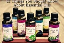 Essential Oils-Natural Healing- Aromatherapy  / Love essential oils and all they do! Would love to become an Aromatherapist
