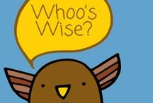 Whoo's Wise  / An adventure in Proverbs for families. Crafts, games, activities & more from ohAmanda.com. Plus, any fun owl-y, wisdom-y, proverbs-y things I can find online! Share your ideas with #whooswise.