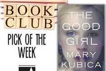 Book Club Pick of the Week / Discover Harlequin titles that are the perfect fit for your book club!  www.Harlequin.com/bookclub  / by Harlequin Books