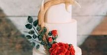 Mountain Style Wedding Cakes / Get inspired with these amazing inspiration for mountain style wedding cakes! We specialize in intimate celebrations at our Durango, Colorado wedding venue!
