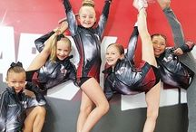 The Mini's / The mini girls! Most didn't stay long but really talented girls!
