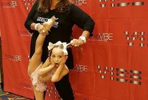 The girls with Abby / Abby had amazing times with the girls:)