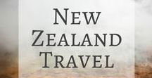 New Zealand Travel / The land of kiwi birds, hobbits and probably the most relaxed people on the planet. New Zealand is a nature-lovers paradise! Tips, tricks and resources for planning a trip to the 'Land of the Long White Cloud'.