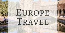 Europe Travel / Europe has a special place in our hearts - having lived there for years and worked as European tour managers for most of that time, we're perhaps a little biased. Check out travel tips, tricks and fun facts about one of the most diverse continents on the planet - history, culture, food and architecture abound.