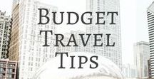Budget Travel Tips / Everyone loves to travel, but there's an art to doing it on a budget and making your money go further. Here are tips and tricks for saving money while you travel and how to budget for any trip.