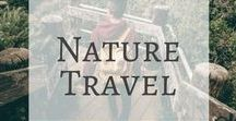 Nature Travel / We consider ourselves to be pretty much in love with 'the Great Outdoors'. Whether on land, at the top of a mountain or in the sea - nature can be breathtaking. We love travelling around and seeing the most naturally beautiful places on Earth, which is exactly what you'll find here.
