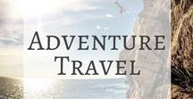 Adventure Travel / We love nothing more than to combine our love for adventure activities with travelling. Here's to all the great hiking, biking and trekking you can do! From all 7 continents. Plenty of travel tips and itinerary suggestions.
