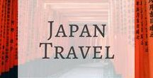 Japan Travel / Japan is somewhere we have ALWAYS wanted to go. In fact, we'd probably put it at number 1 on our bucket list right now. Beautiful all year round, Japan is the perfect crossroads between nature and big city life. Check out travel tips, destinations within Japan and some of the must-try foods.