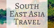 South East Asia Travel / South East Asia is like a world of its own. Temples, incredible food, untouched nature and some of the friendliest people you'll ever meet - SE Asia is a fantastic destination no matter what kind of traveller you are. Here you'll find tips and itinerary suggestions for Thailand, Vietnam, Cambodia, Indonesia, Laos and more!
