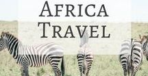 Africa Travel / Our absolute favourite African travel tips and resources, from everywhere that we've been and everywhere that is still on our list! Africa is such a diverse continent still very underrated as a travel destination. For some of the most pristine beaches to incredible wildlife encounters, you'll find inspiration here.