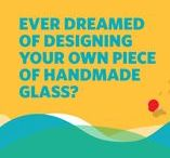 #designyourown / 2017 Design Your Own piece of handmade glass competition entries