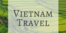 Vietnam Travel / From Hanoi to Ho Chi Minh City, Vietnam is packed full of adventure, incredible food and amazing people. It has over 3000km of coastline and beautiful beaches, mountain treks alongside stunning rice fields and everything in between. We think Vietnam could be the best country to visit in Southeast Asia, how about you? You'll find itinerary suggestions and all kinds of travel tips and tricks right here.