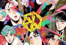 Aesthetics | EXO / Aesthetic ♦ Moodboard ♦ FanArt