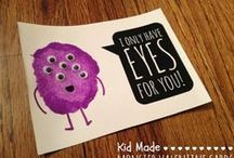Valentine's Day / Ideas for easy Valentines for kids, including lots of free printables!