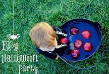 Halloween / Easy Halloween games, crafts, activities, and costumes