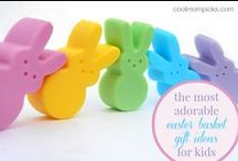 Easter / Easter crafts, snacks and decorations for kids