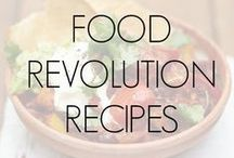 Food Revolution Recipes / Jamie Oliver's Food Revolution recipes / by Food Revolution