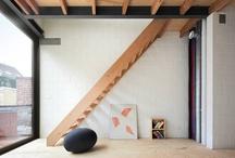 Interiors and Exteriors / by Jennilee Marigomen