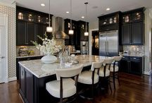 She Dreams - Kitchen & Pantry / Great ideas for the perfect kitchen and pantry.