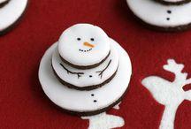 She Celebrates -- Christmas  & Winter Ideas / Celebrating the joy of Christmas & the beauty of Winter