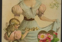 Vintage cards / by saundra cullen