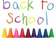 i like...back to school time! / by the i like book