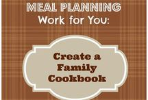 Menu Plan / Recipes to try for our weekly plan