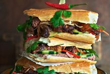 She Savors - Sandwiches, Burgers, Wraps & Rolls / So much more than two slices of bread!