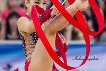 Gymnastics / ♖ PINTEREST.com/BrandMagazine♖